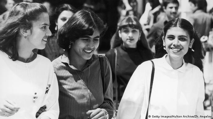 Studentice u Kabulu 1975. godine