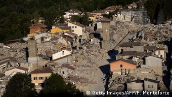 Il terremoto è la punizione di Dio?