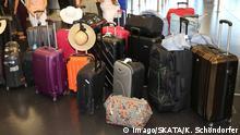 Koffer, Taschen, Gepäck, Reisegepäck, Wien, Flughafen, 30. 05. 2017 Koffer, Taschen, Gepäck, Reisegepäck, Suitcase Bags Luggage Luggage Vienna Airport 30 05 2017 Suitcase Bags Luggage Luggage
