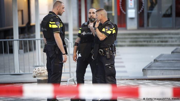 В Нидерландах задержаны четыре подозреваемых в терроризме