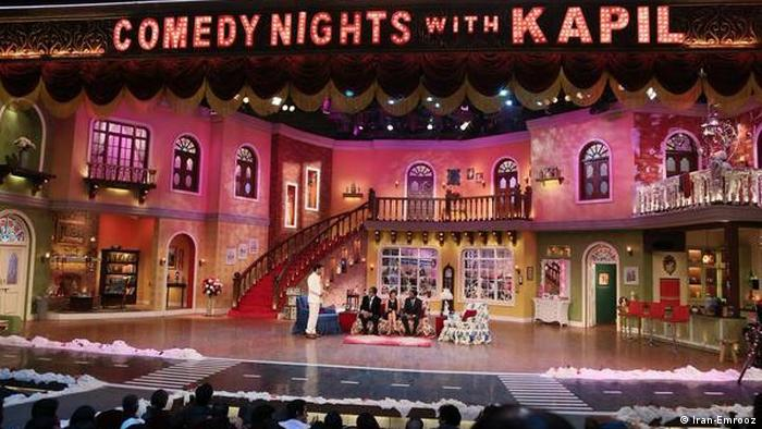 Comedy Nights mit Kapil (Iran-Emrooz)