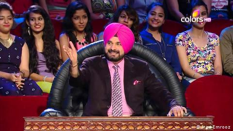 Comedy Nights mit Kapil