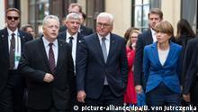 Bundespräsident Steinmeier in Litauen
