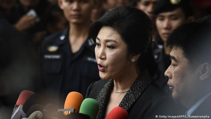 Thailand Yingluck Shinawatra (Getty Images/AFP/L. Suwanrumpha)