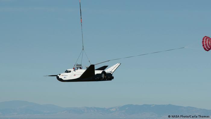 NASA Dream Chaser (NASA Photo/Carla Thomas)