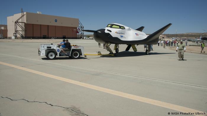 NASA Dream Chaser (NASA Photo/Ken Ulbrich)