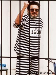 En la cárcel, Abimael Gúzmán. (picture-alliance/dpa)
