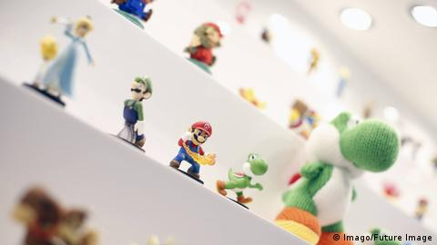 Germany Cologne - Gamescom 2016 with Super Mario figures (Foto: Imago/Future Image)
