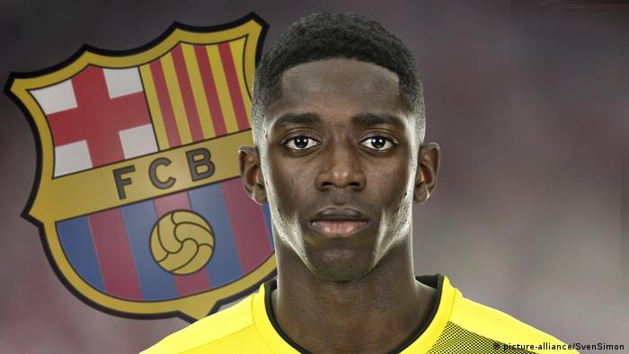 Ousmane Dembélé (picture-alliance/SvenSimon)