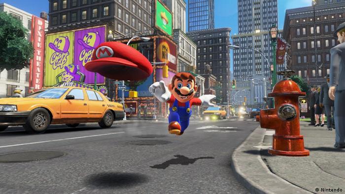Super Mario Odyssey - Screenshots (Nintendo)
