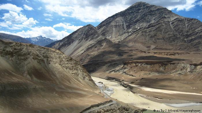 Indien Ladakh, Zanskar & Indus (cc-by-2.0/Gopal Vijayaraghavan)