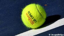 Bildergalerie US Open Tennis Wilson Ball