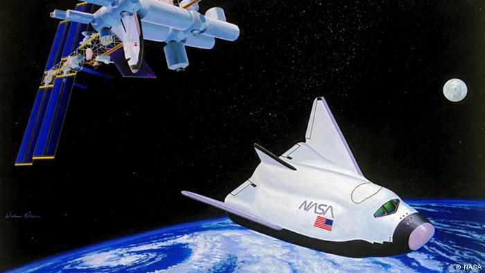 NASA Dream Chaser (NASA)