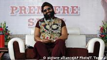 Known as Rockstar Baba or the Guru of Bling, Ram Rahim earned his nicknames thanks to his ostentatious taste in shiny, colorful clothing and ornate jewelry. His style, however, is just one aspect of his celebrated persona. The self-styled godman has also produced and starred in a number of his own films. The precise source of his wealth, however, remains unknown.