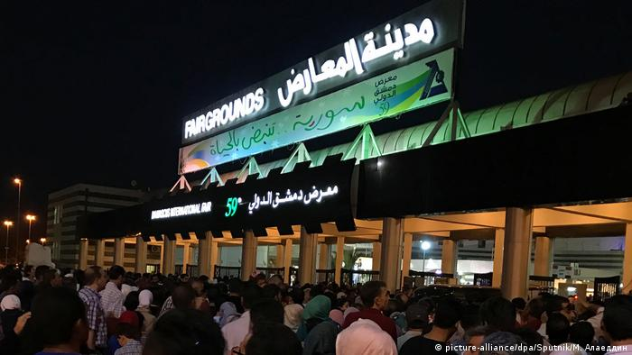 Syrien - International Fair Damaskus 2017