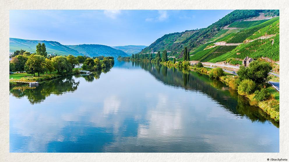Deutschkurse | Wortschatz | WBS_Foto_Fluss