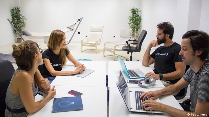Big investments, low wages: Spain′s start-up boom | Business