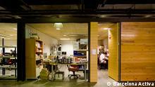 Spanien - Start up Boom: Inkubator 22@Barcelona der Firma Activa Barcelona