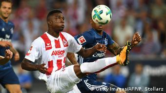 Kölns Spieler Jhon Cordoba. Foto: Getty Images