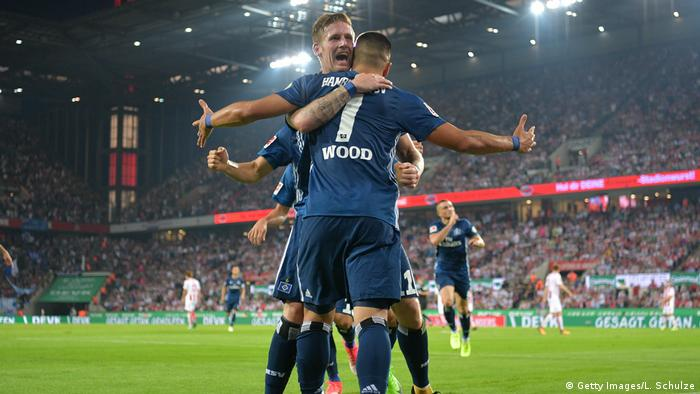 1. FC Koeln v Hamburger SV - Bundesliga (Getty Images/L. Schulze)