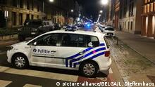 Brüssel Messerangreifer erschossen