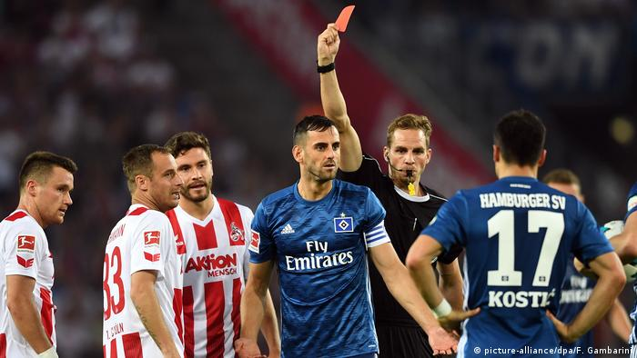 1. FC Köln - Hamburger SV (picture-alliance/dpa/F. Gambarini)