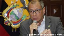 Ecuador Jorge Glas