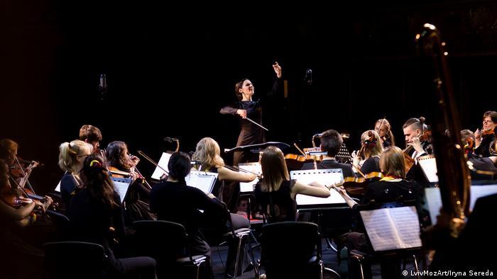 Спільний виступ німецького та українського молодіжних оркестрів у Львові