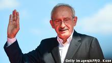 Türkei Oppositionsführer Kemal Kilicdaroglu Kongress für Gerechtigkeit