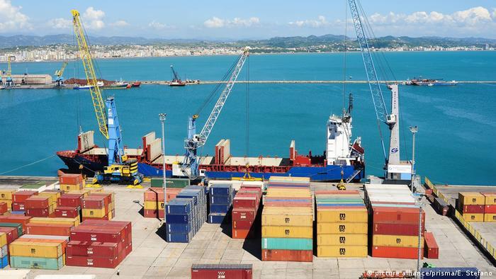 Durres limanı