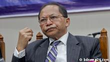 Chief Justice of Bangladesh Surendra kumar Sinha. copyright: bdnews24.com Keywords: Bangladesh, High court, Chief justice, Surendra kumar Sinha
