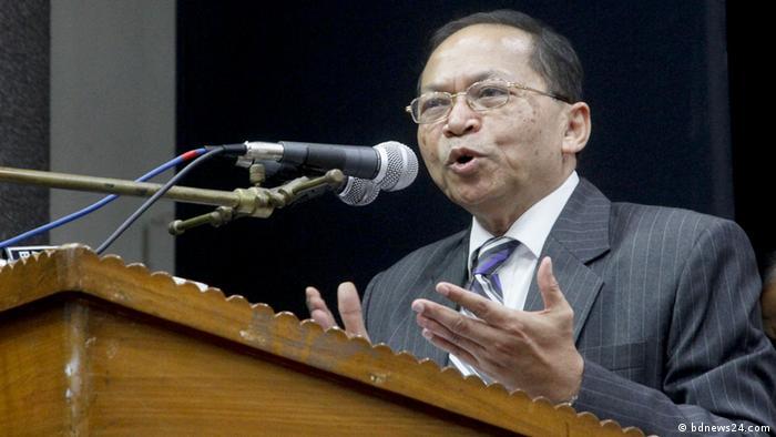 Bangladesch Surendra kumar Sinha (bdnews24.com)