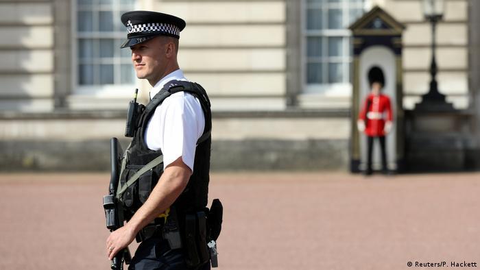 Policija u Londonu - ali sigurnog grada nema