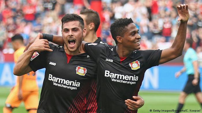 Bundesliga Bayer 04 Leverkusen v TSG 1899 Hoffenheim (Getty Images/Bongarts/C. Koepsel)