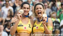 Hamburg Beach Volleyball FIVB Finale 2017 Walkenhorst and Laura Ludwig