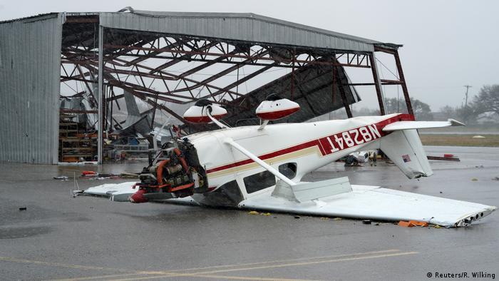 Texas Fulton Hurricane Harvey (Reuters/R. Wilking)