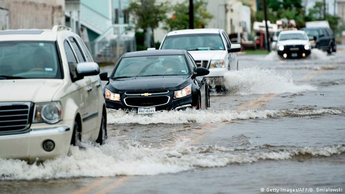 Texas Hurrikan Harvey (Getty Images/AFP/B. Smialowski)