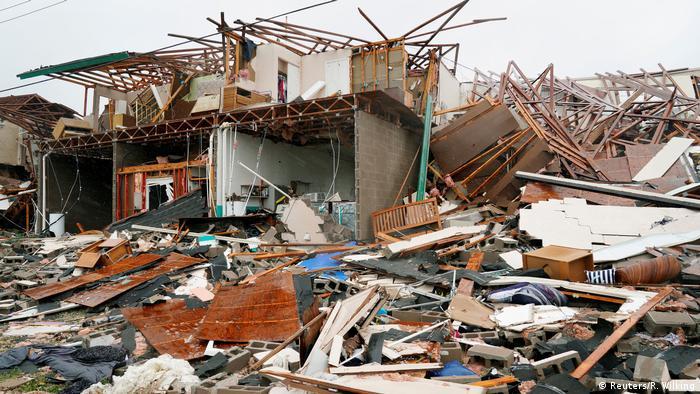 EUA: 100 mil casas já foram afetadas por Harvey no Texas