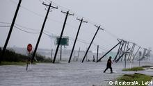 USA Texas Hurrikan Harvey