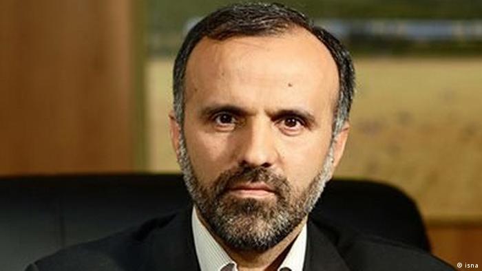 Iran Mostafa Salimi Bürgermeister in Teheran (isna)