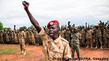 Südsudan People's Liberation Army