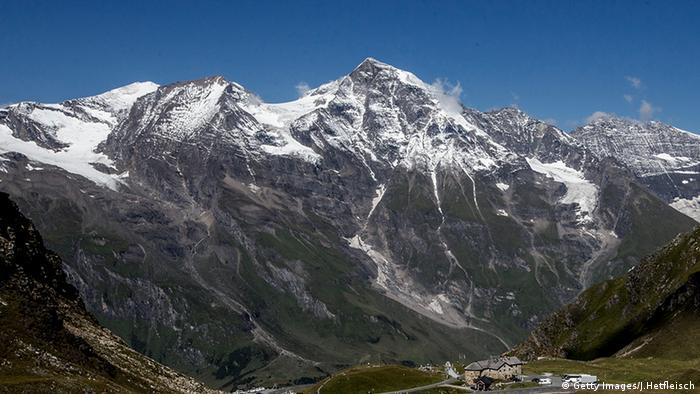Austrian Alps near Zell am See (Getty Images/J.Hetfleisch)