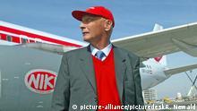 Niki Lauda Fly Niki Airlines