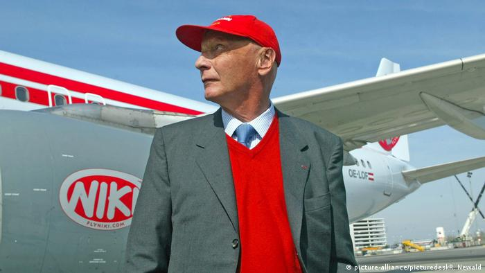 IAG 'disappointed' after losing Niki to rival bidder