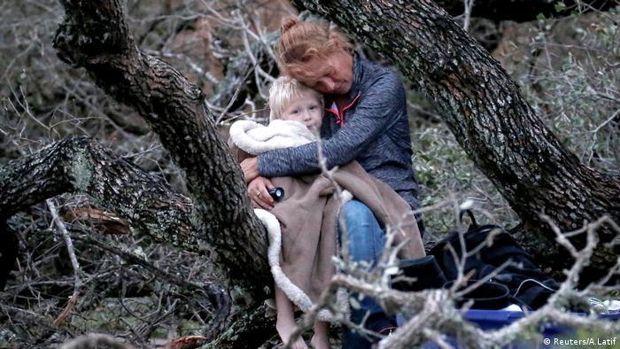 Conheça as diferenças e semelhanças entre os dois furacões — Katrina x Harvey