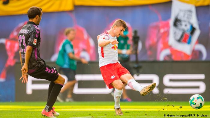 Bundesliga RB Leipzig - SC Freiburg Timo Werner (Getty Images/AFP/R. Michael)