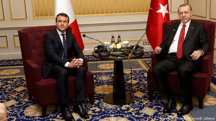 Türkiye ve Fransa Kudüs için birlikte çalışacak