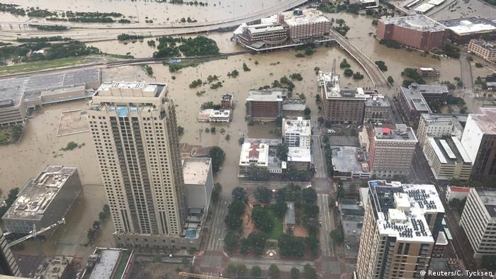 Х'юстон під водою