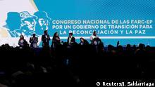 Kolumbien Farc-Guerilla beginnt Kongress zur Parteigründung