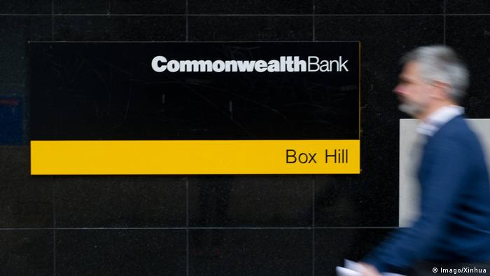 Commonwealth Bank of Australia (Imago/Xinhua)